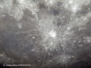 Photo: 30-mar-2007: Cráter de Copérnico -- Motilla del Palancar (CU)