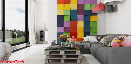 Приложения в Google Play – 3D Wall Decoration Designs art
