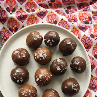 Date and Nut Butter Sweet Bites.