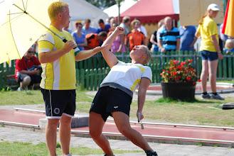 Photo: Erik Gustafsson and Eva Andersson, Sweden. Photo: Patric Fransson