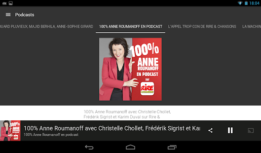 Rire & Chansons Radio Screenshot 21