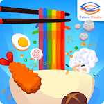 Marbel Rainbow Ramen Cafe Icon