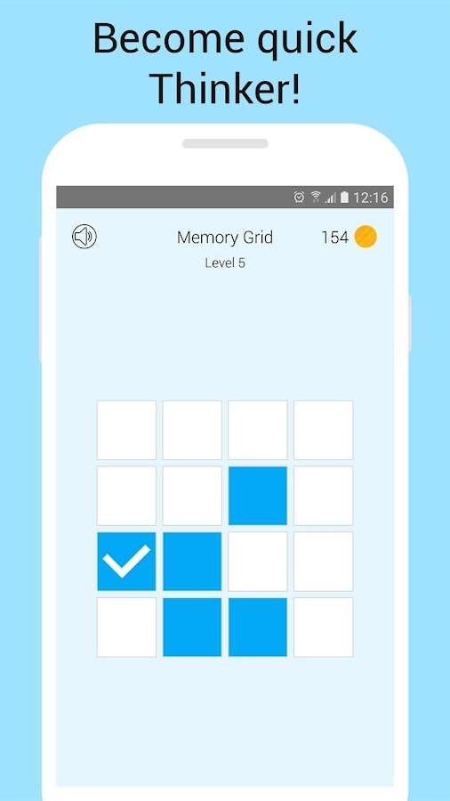 Memory Games: Brain Training- screenshot