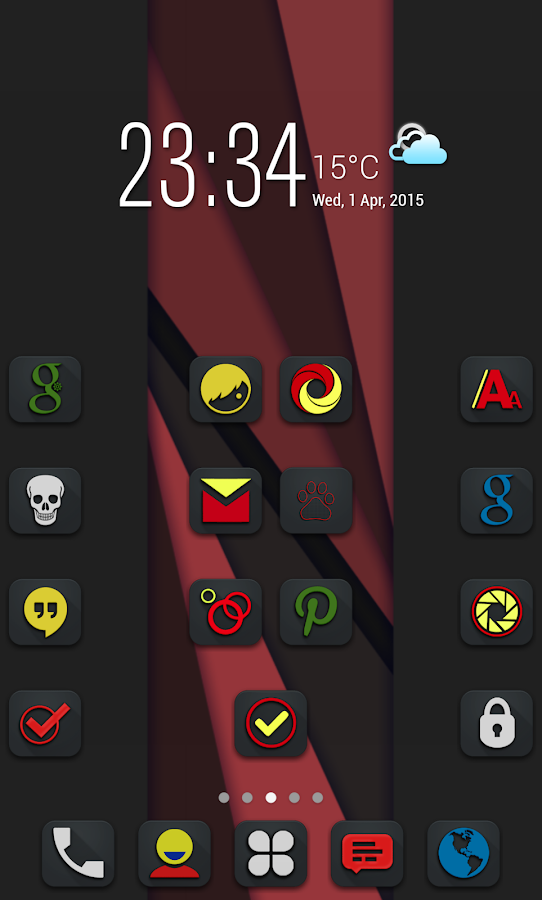 Factor-L Icon Pack