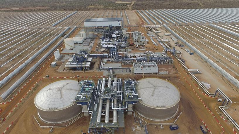 The Kathu Solar Park will provide clean and reliable energy to 179 000 homes.