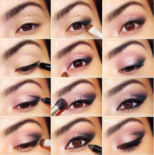 Makeup (eye, face, lip) - náhled