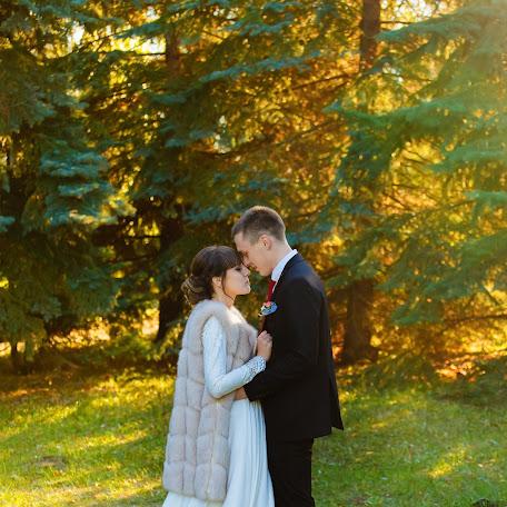 Wedding photographer Irina Ivanova (irinaivanovafoto). Photo of 16.01.2018