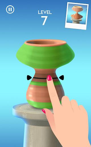 Pottery Lab - Let's Clay 3D  captures d'écran 1