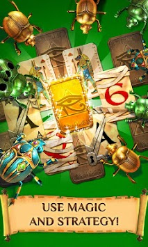 Pyramid Solitaire Saga APK screenshot thumbnail 5