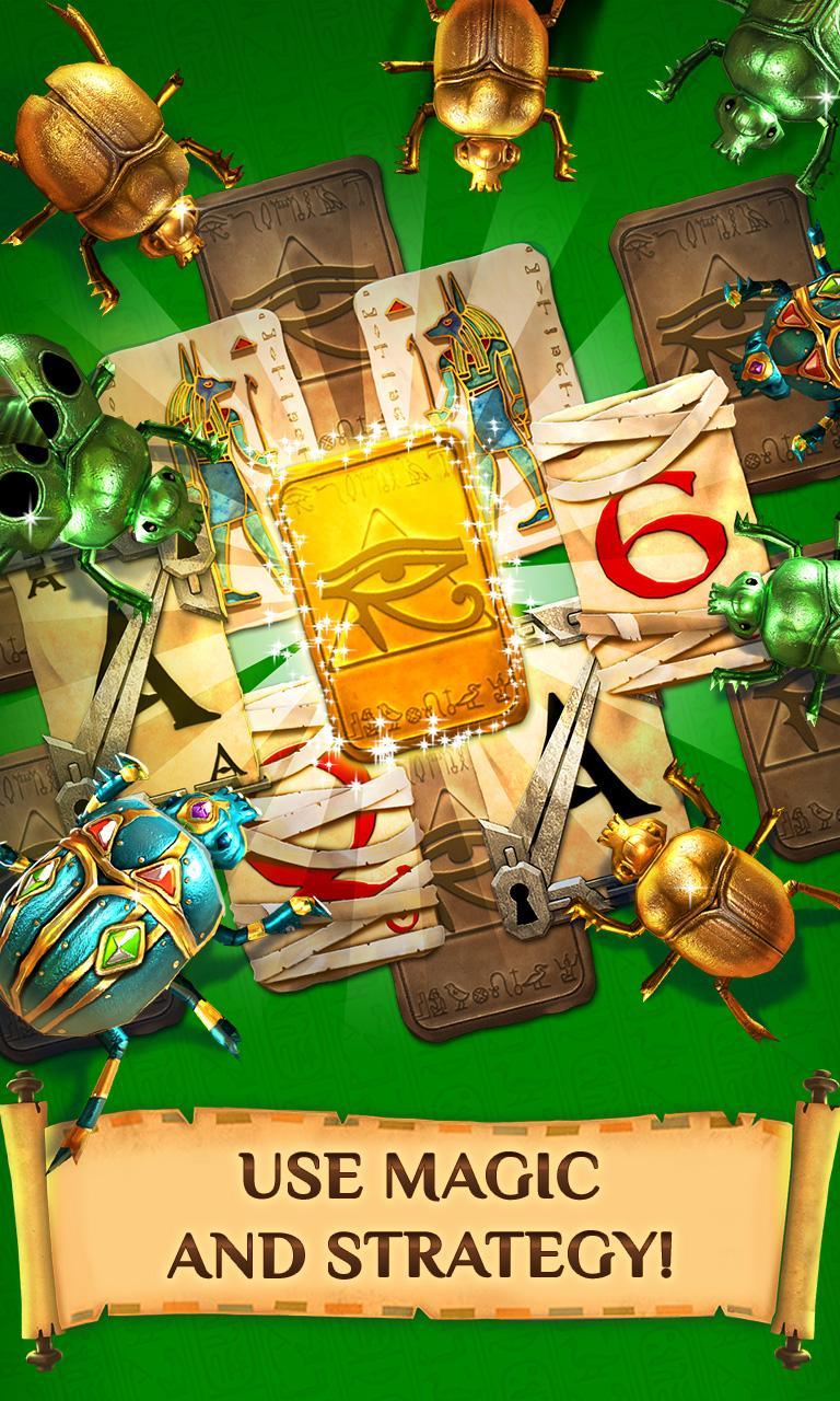 Pyramid Solitaire Saga screenshot #5