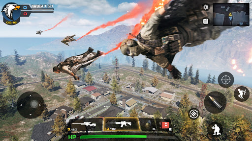 Critical Action :Gun Strike Ops - Shooting Game  screenshots 2
