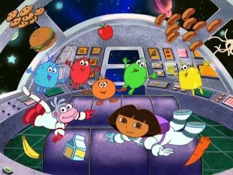 Dora dans l'espace