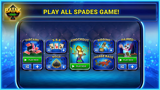 Spades Club (aka Batak Club): Online Spades Plus screenshots 2