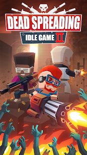 Dead Spreading: Idle Game II