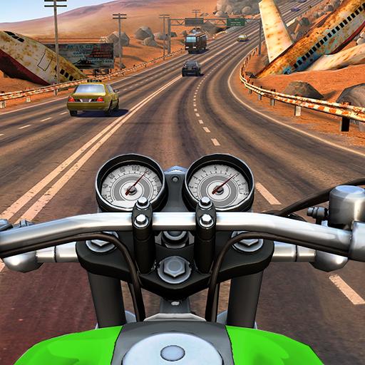 Moto Rider GO: Highway Traffic – APK MOD HACK – Dinheiro Infinito