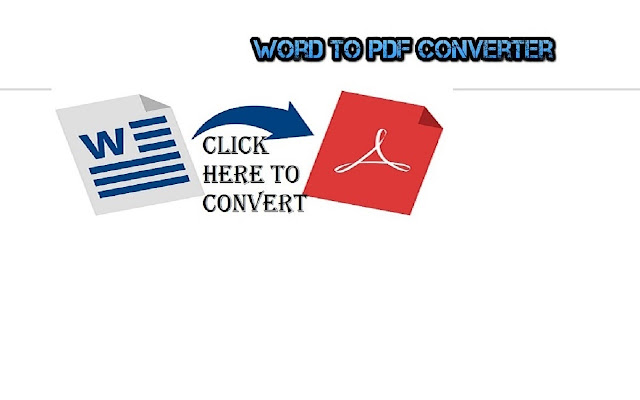 Online Word to PDF Converter