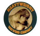 Logo for Heavyweight Brewing Co