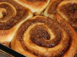 Easy Cinnamon Rolls Recipe