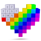 Color By Number 3D : Voxel Coloring, Unicorn 3D Android APK Download Free By Coloring By Number - Pixel Art Games : Next Tech