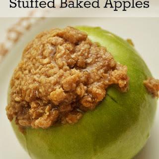 Stuffed Baked Cinnamon Apples