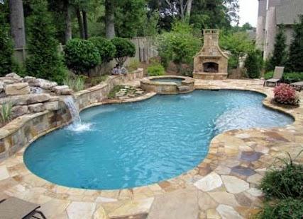 250 Pool Design Ideas - náhled