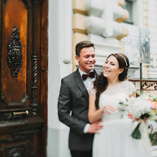 Wedding photographer Polina Pavlikhina (PolinaPavlihina). Photo of 15.01.2016