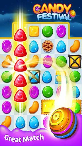 玩免費解謎APP|下載糖果节日趴-Candy Festival Halloween app不用錢|硬是要APP