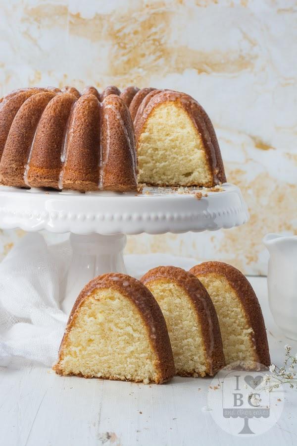 Bundt Cake de limón del MIni