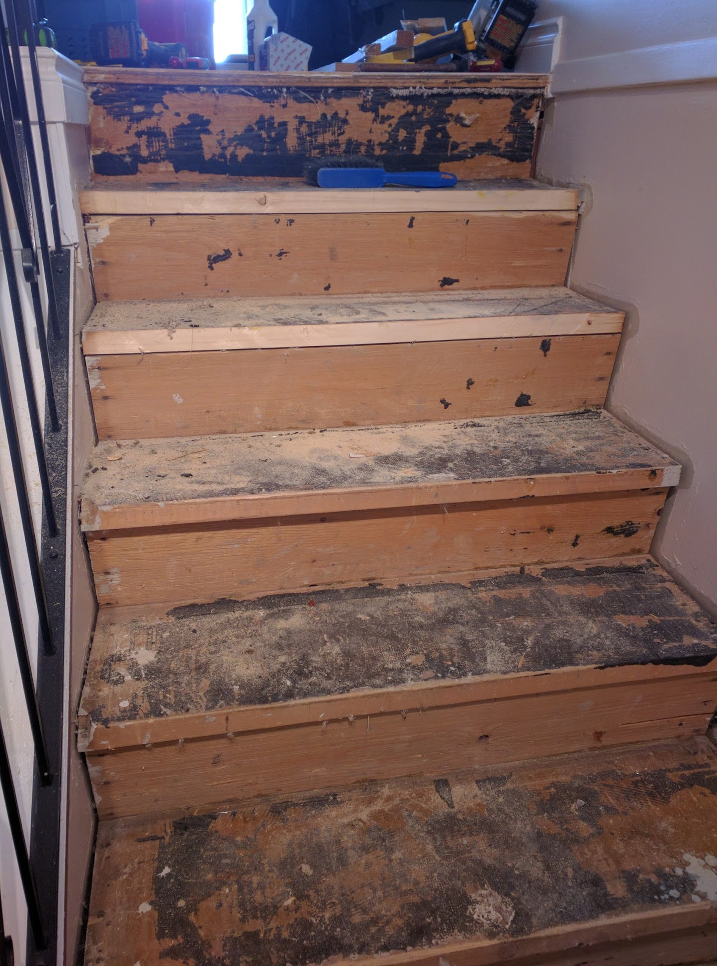 Stair renovation / General Woodworking Projects / I Build ...