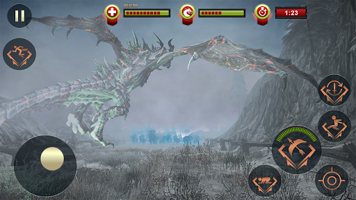 Battle of Mighty Dragons: Archery Games 2019 1.2 screenshots 2