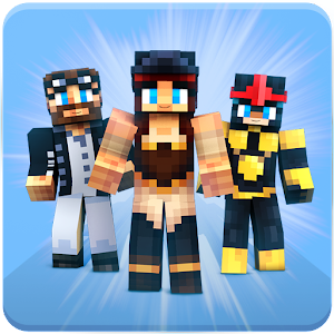 Skins For Minecraft PE Latest Apk Download For Android ApkClean - Skins para minecraft pe ultima version