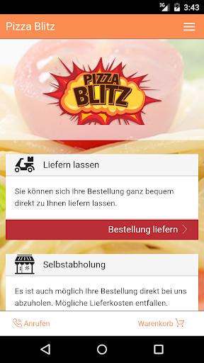 Pizza Blitz