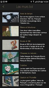 Murs bd Angoulême - náhled