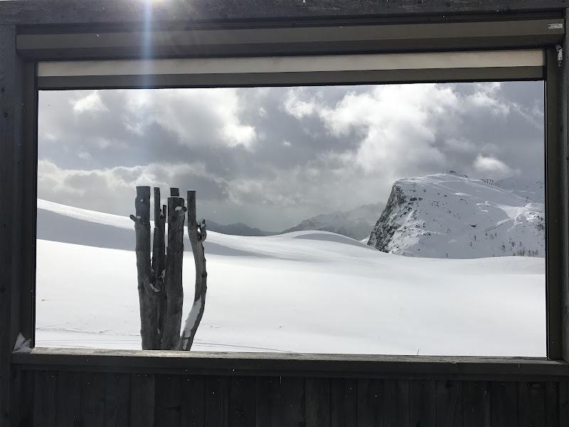 Tra neve e nuvole di carla_gioco