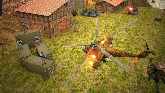 World War Gunship Battle 3D v1.1