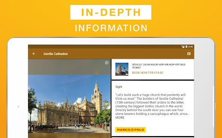 Seville Travel Guide 5.3.2 screenshot 2092124