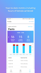 App LIFE Fasting Tracker | Social Intermittent Fasting APK for Windows Phone