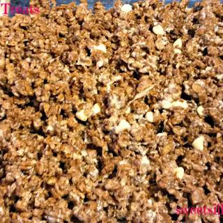 Cocoa Pebble Treats