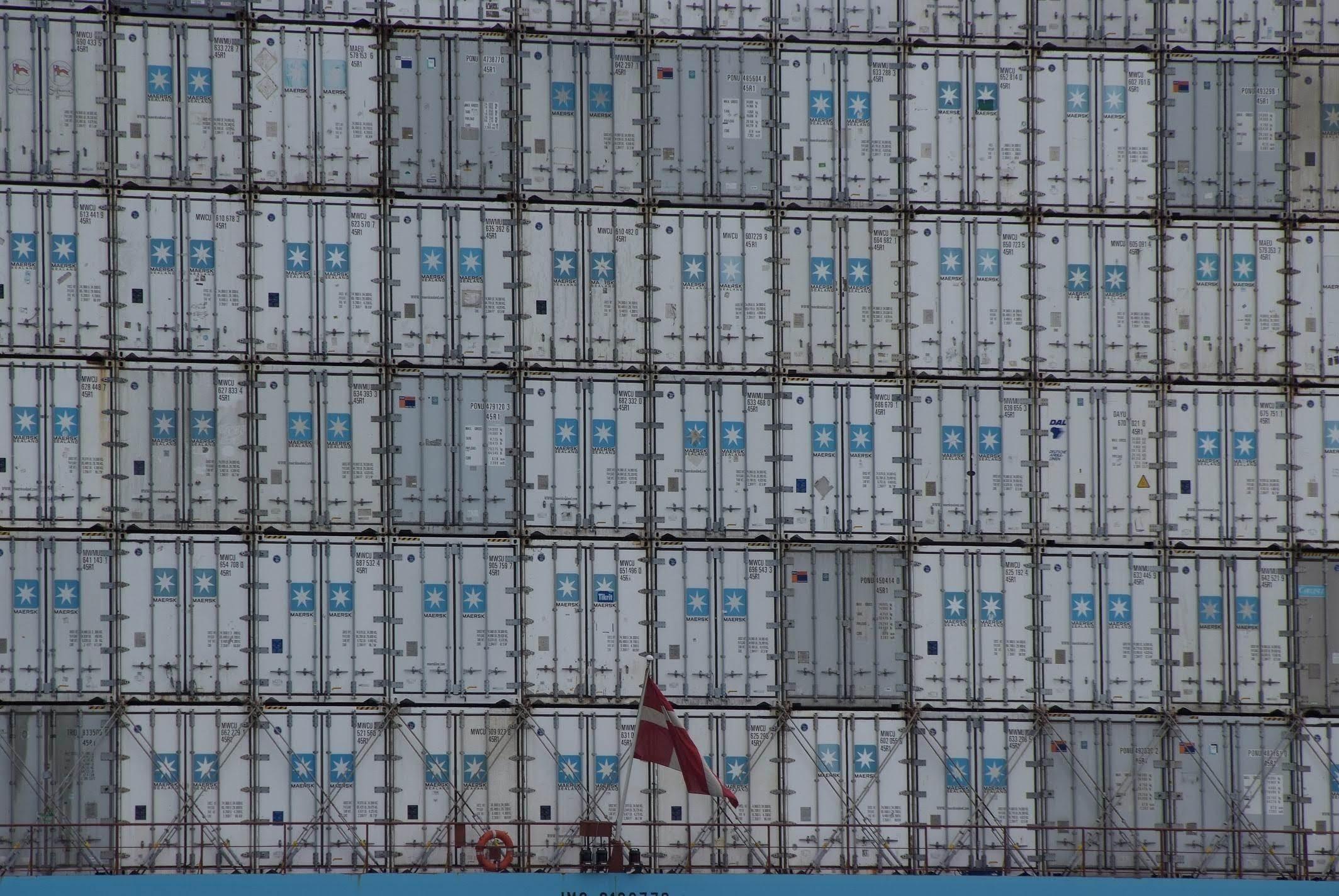 El Puerto de Algeciras se incorpora a Tradelens,  la plataforma de IBM y Maersk