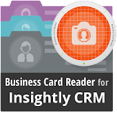 Free Business Card Reader for Insightly CRM