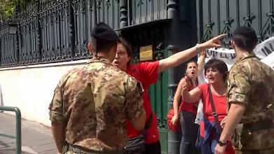 Photo: né repressione...
