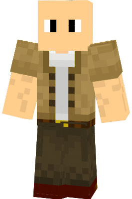 My Dragon Block C character