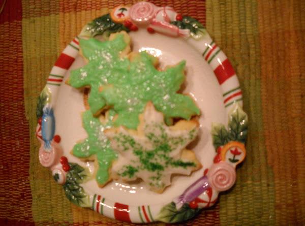 Nana's Anise Cutout Cookies Recipe