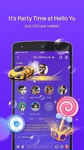 Hello Yo – Free Voice Chat Rooms 4