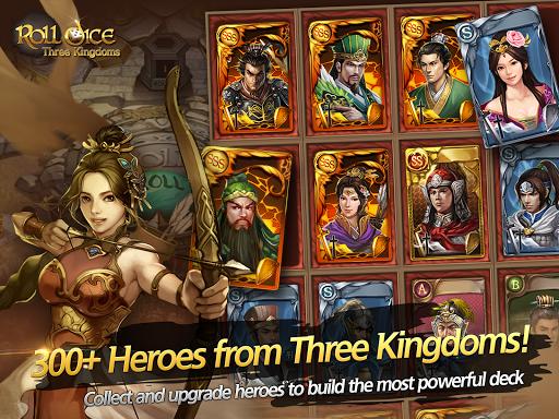 Roll Dice: Three Kingdoms  screenshots 9