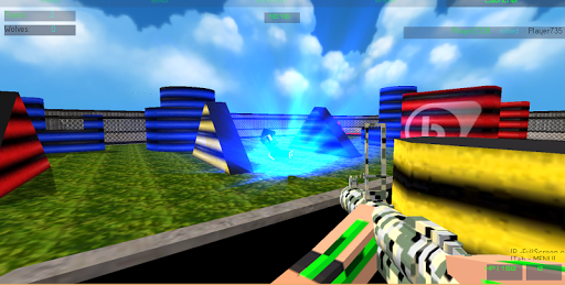 免費下載動作APP|Paintball Fun 3D Pixel Online app開箱文|APP開箱王