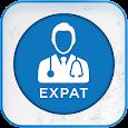 Expat - Doctors App icon