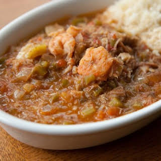 Gumbo- A Low Country Staple.