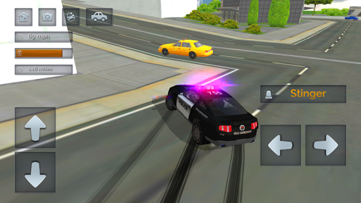 Police Chase - The Cop Car Driver for PC