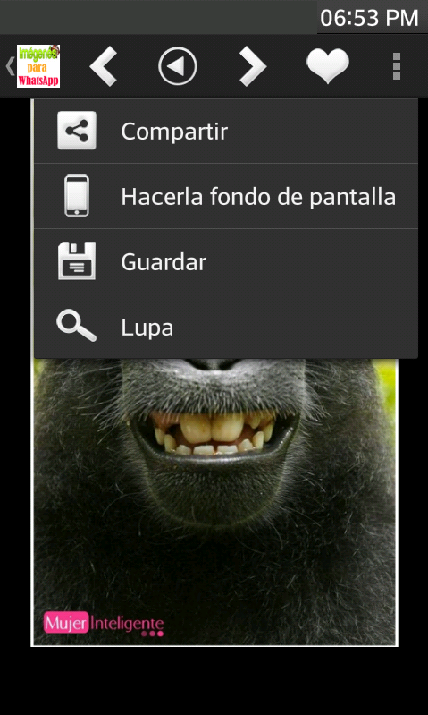 Imagenes para Whatsapp- screenshot